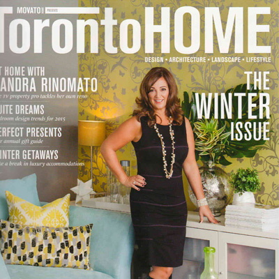 Toronto Home Magazine Winter 2014